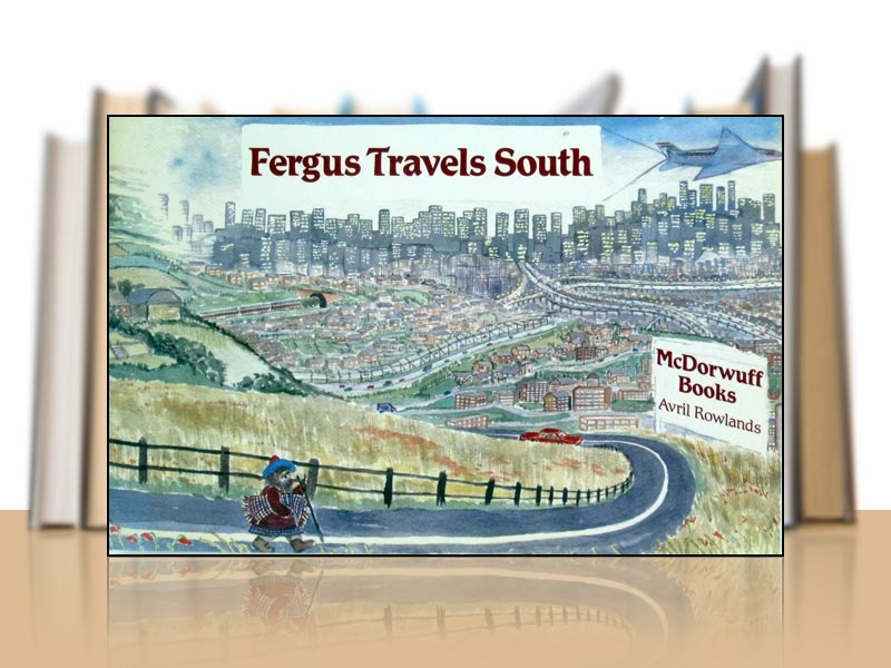 Fergus Travels South