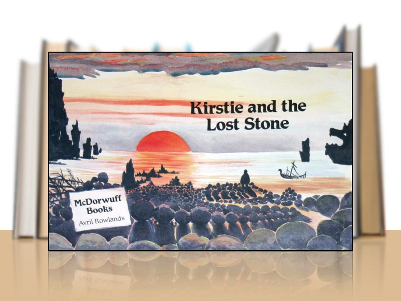 Kirstie and the Lost Stone