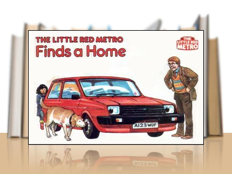 The Little Red Metro Finds A Home