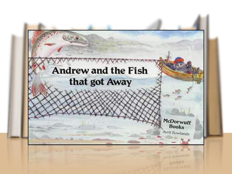 Andrew and the Fish that got Away