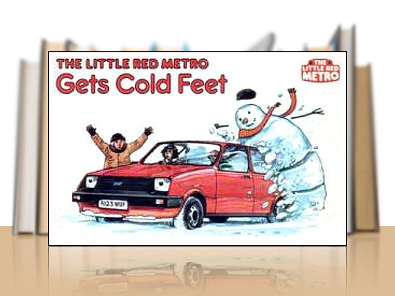 The Little Red Metro Gets Cold Feet