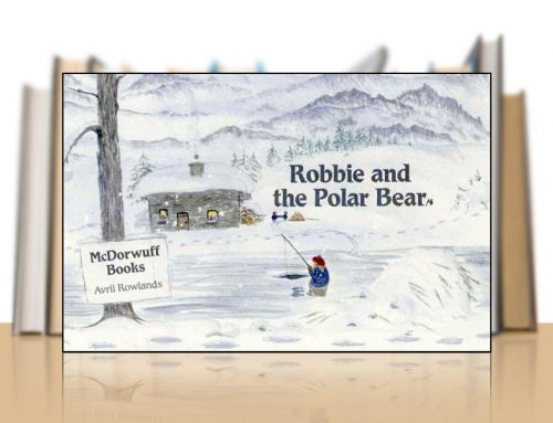 Robbie and the Polar Bear