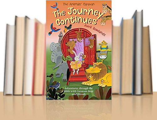The Animals' Caravan – Book 3 The Journey Continues