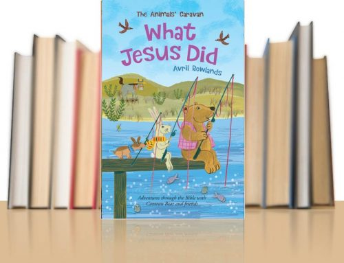 The Animals' Caravan – Book 5 What Jesus Did